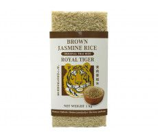 Royal Tiger Brown Jasminrice 1 kg
