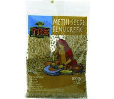 Methi (Hoornklaverblad) 100 gram
