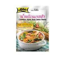 Rode Country Style Currypasta 50 gram