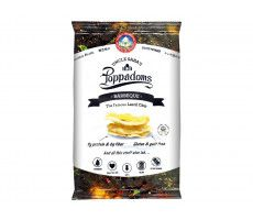 Uncle Saba's Barbeque Poppadoms 50 g
