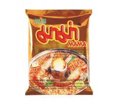 Instant Tom Yum Garnalen-Room Noedels Jumbo Pack 55 gram