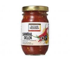 Fairtrade Original Sambal Oelek 115 g