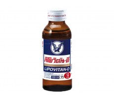 Lipovitan-D Basis voor Energy Drink 100 ML