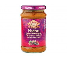 Madras Currypasta 283 gram